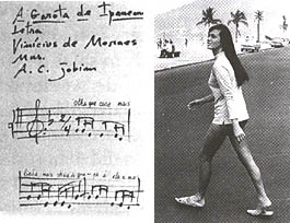heloscore04 - 'Girl from Ipanema' turns 50 - Lifestyle, Culture and Arts