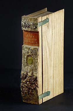 Tree Book: Tree book from the Wooden Library of Alnarp